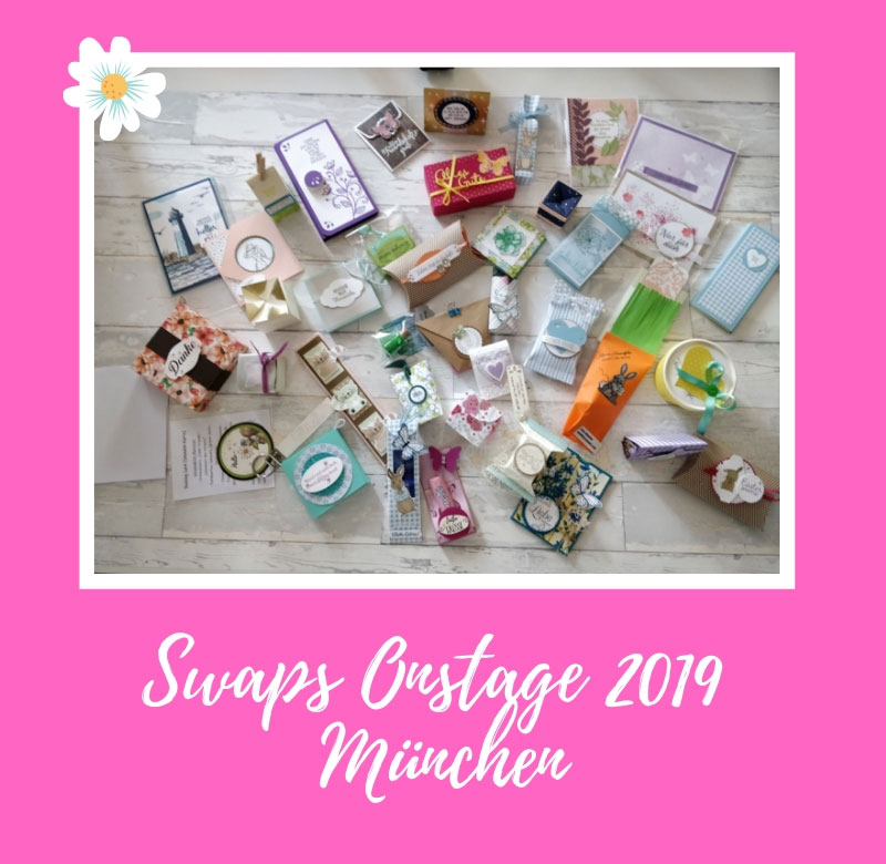 Swaps OnStage 2019 Stampin Up