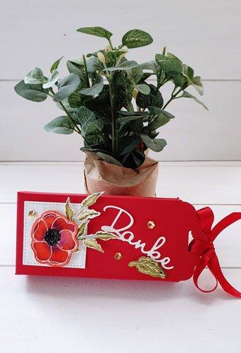 Verpackung Floral
