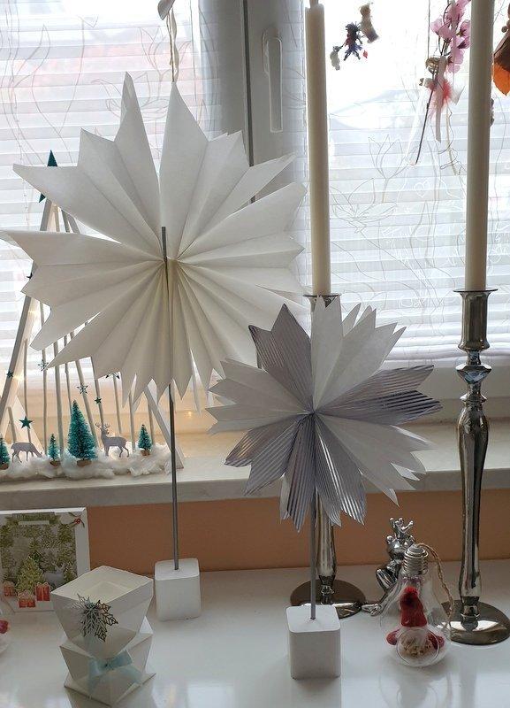 Stern aus Papier