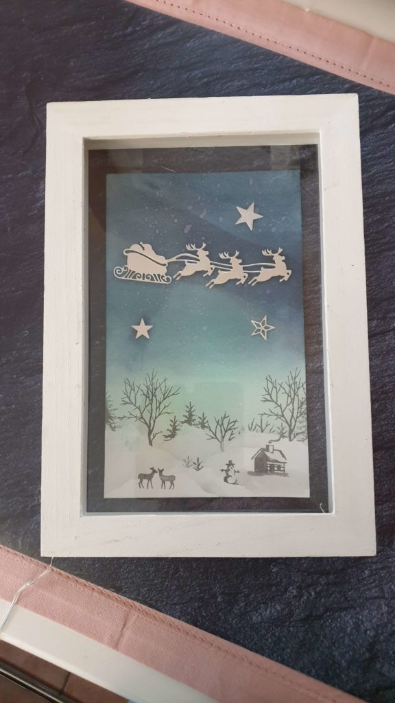 Snow Front Stampin Up