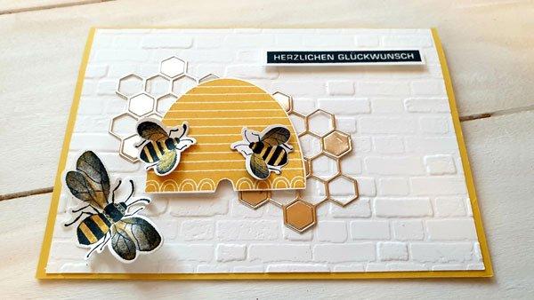 Honey Bee Mauerwerk
