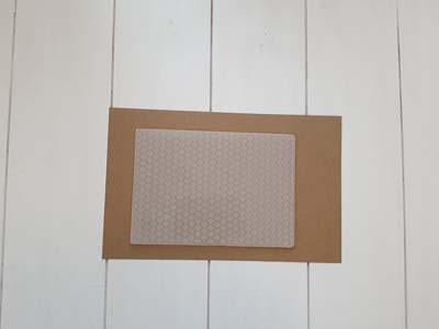 Prägeform Muster1