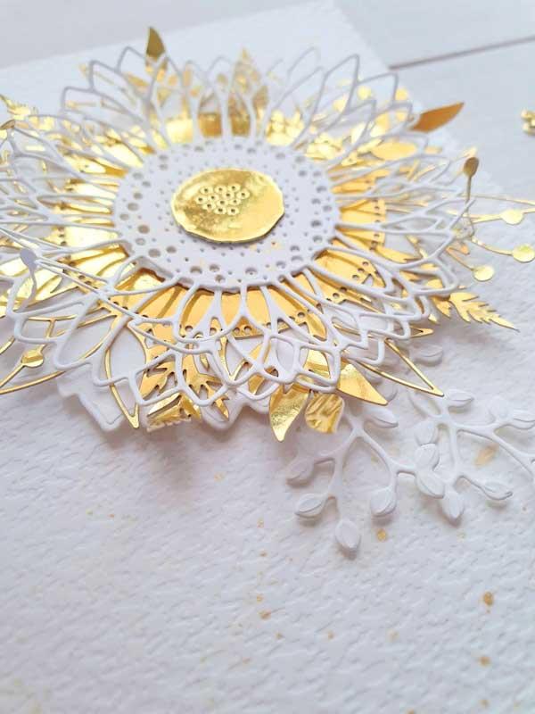 Sonnenblumen gold