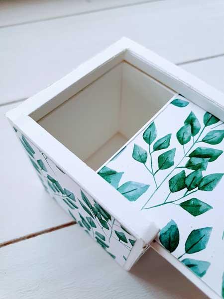 Ewiges Grün Verpackung
