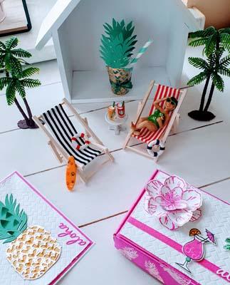 Urlaub tropisch