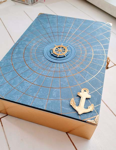 Maritime Box Anker