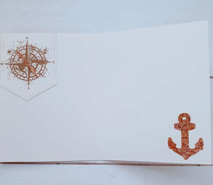 Geburtstagskarte maritim