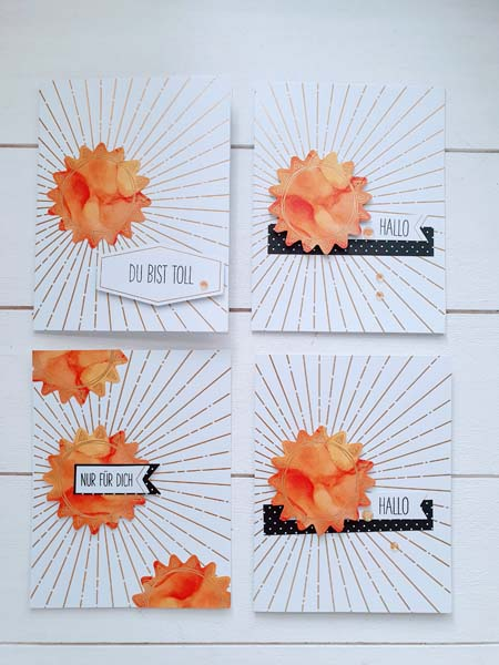 Sonne Stampin UP 04