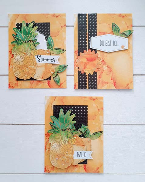 Sonne Stampin UP 08
