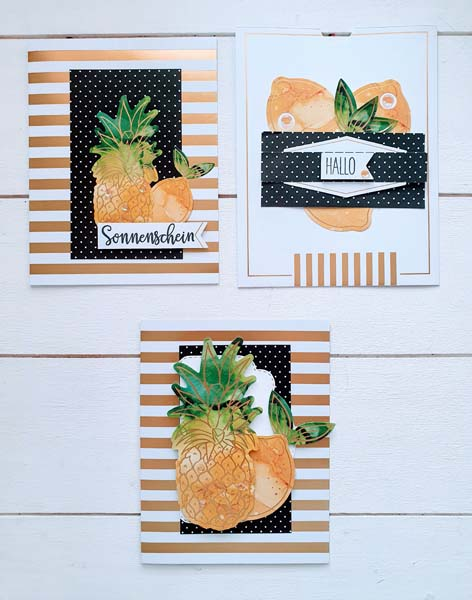 Sonne Stampin UP  09