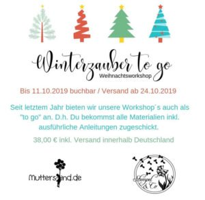 Winterzauber Workshop