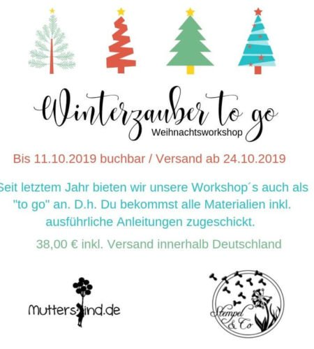 Winterzauber Workshop