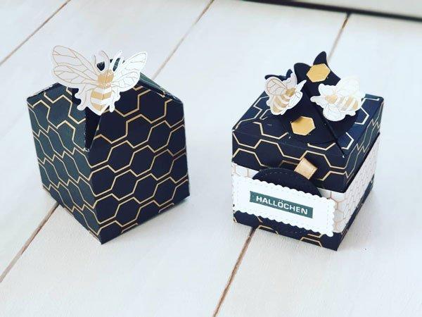 Honey Bee Verpackung