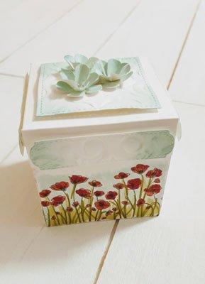 Verpackung blüten