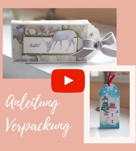 Anleitung Verpackung