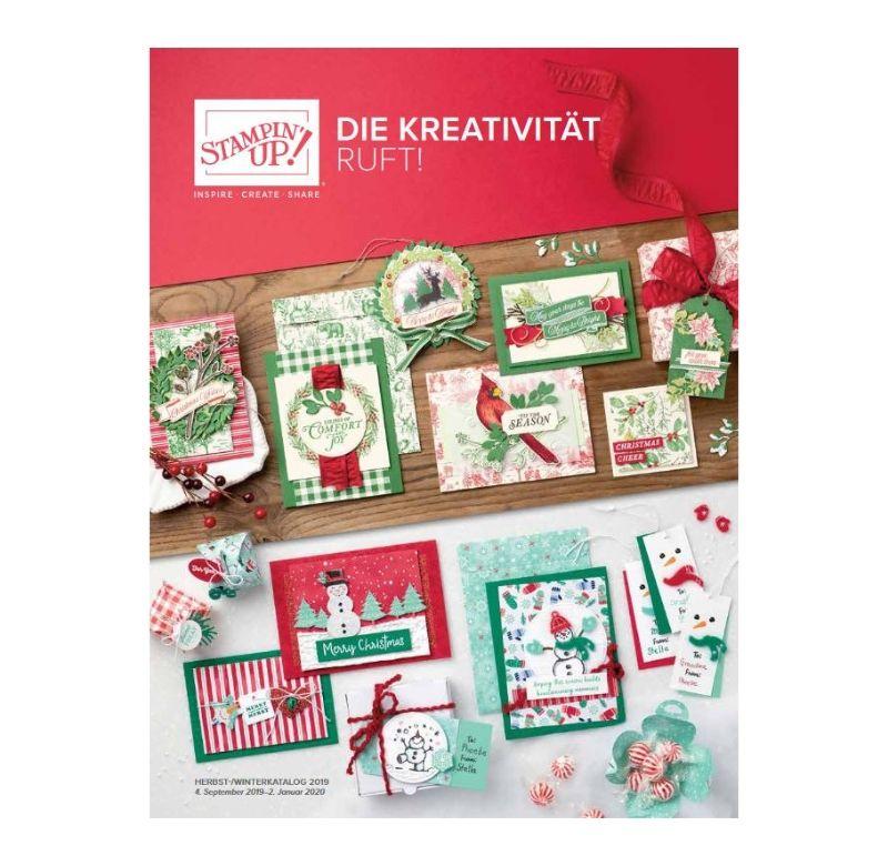 Katalog Stampin UP