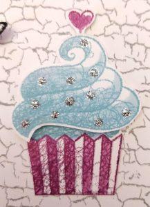 Cupcake Stampin up