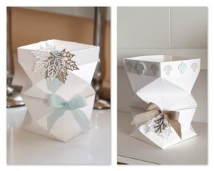 Origami Laterne Stampin UP