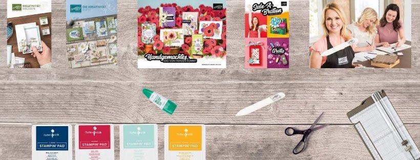 Produkte bestellen Stampin UP