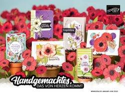 Mini-Katalog Stampin UP! Frühjahr 2020