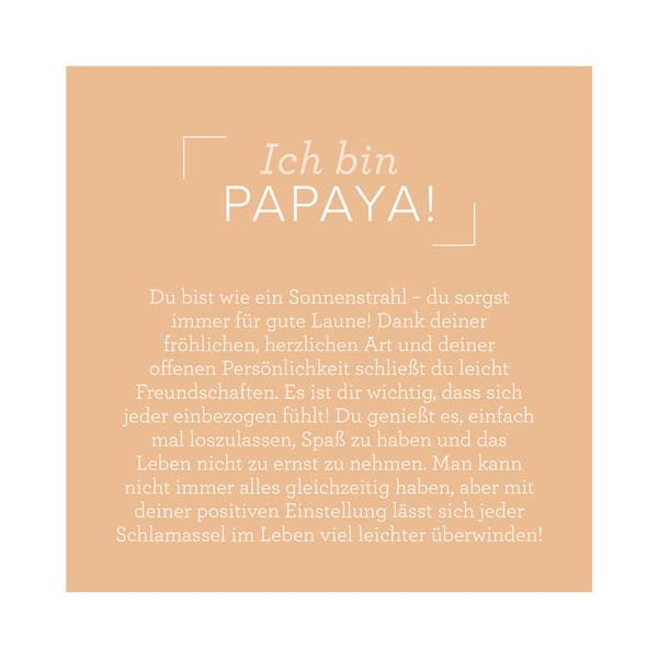 Incolor Papaya 1