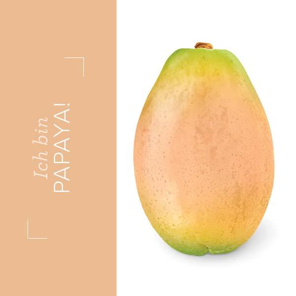 Incolor Papaya