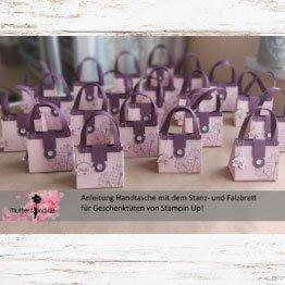 Anleitung Handtasche